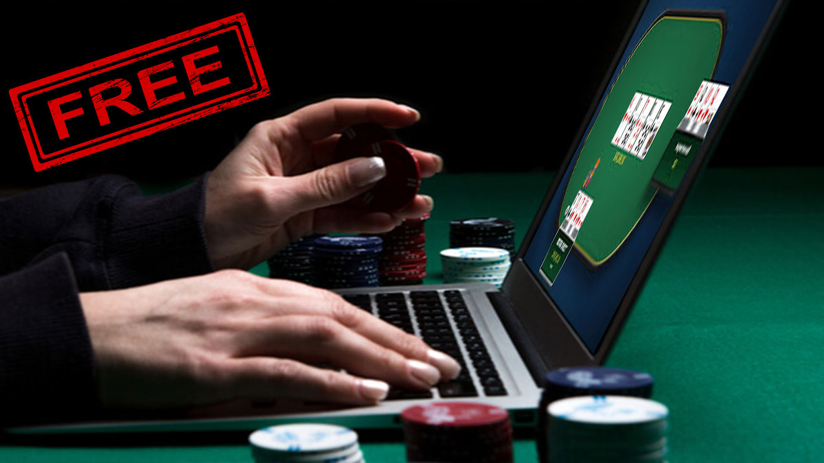 Play Poker Online For Free – Why it is Important to Do So