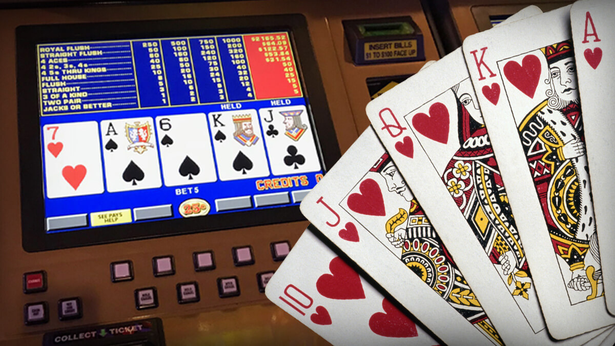 How to Know How Much to Bet on Video Poker or Casino