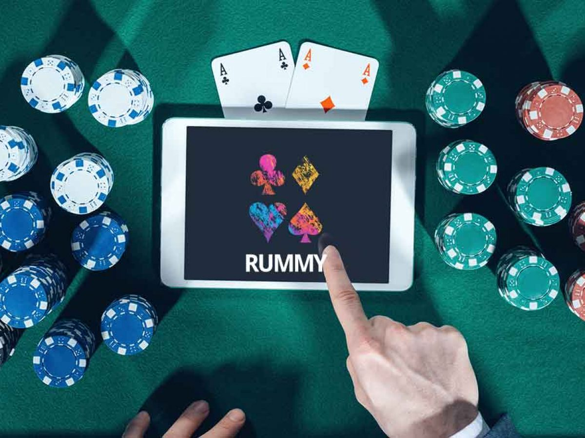 Learning Rummy by Learning the Game