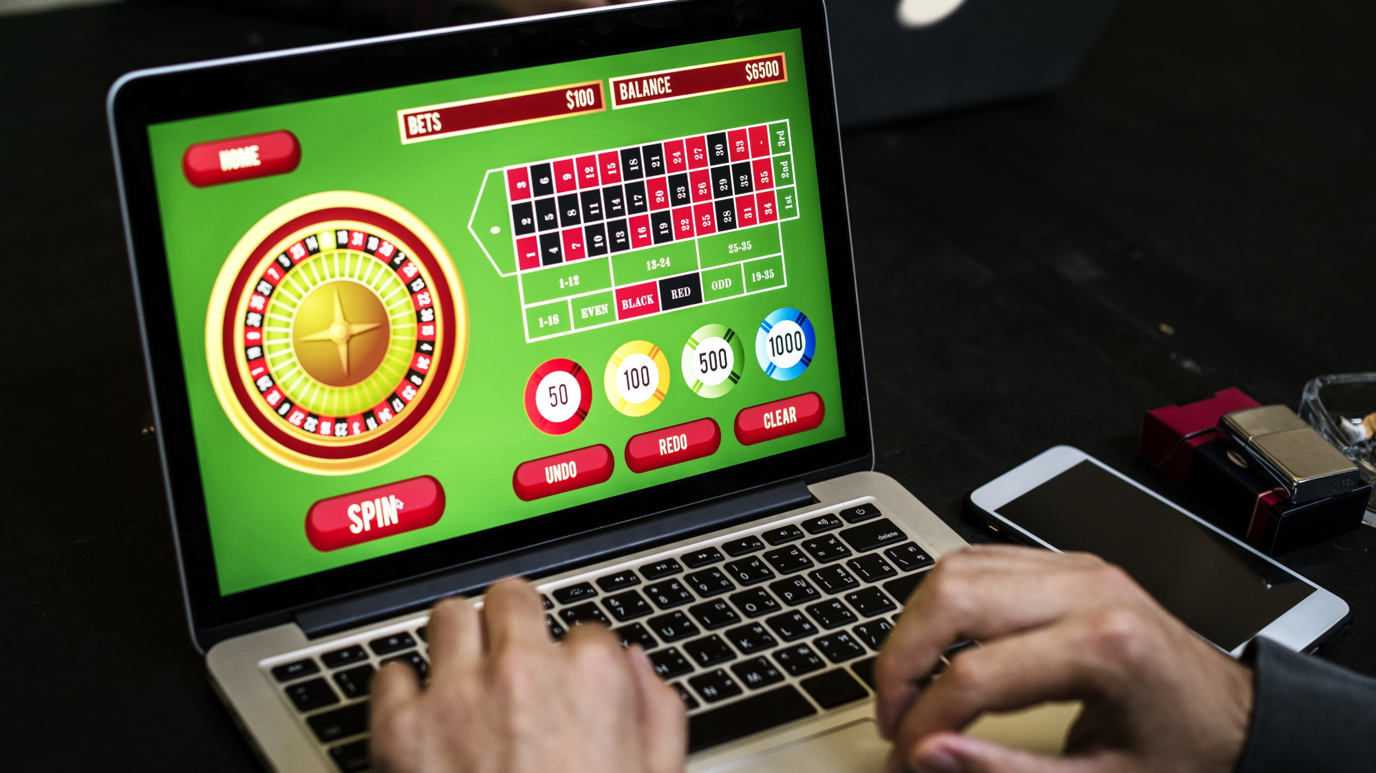 Technology is changing the online casino gambling scene